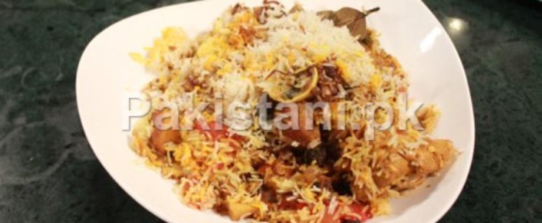 Sindhi-Biryani