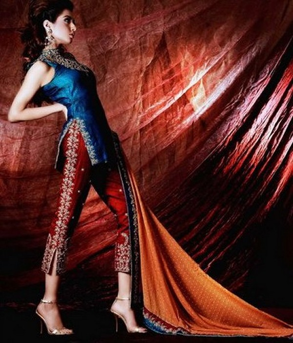 Fashion Trends Of Capris For Women 2014 6