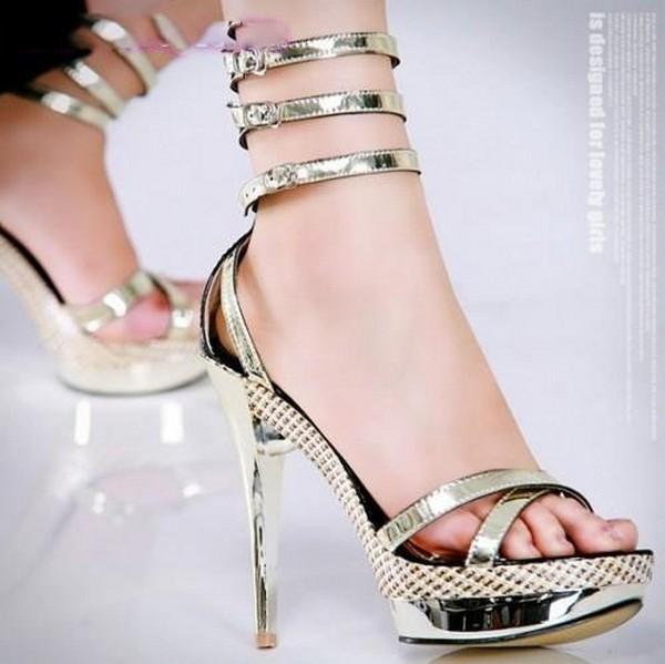 High Heel Shoes Trends For Women 2014 11