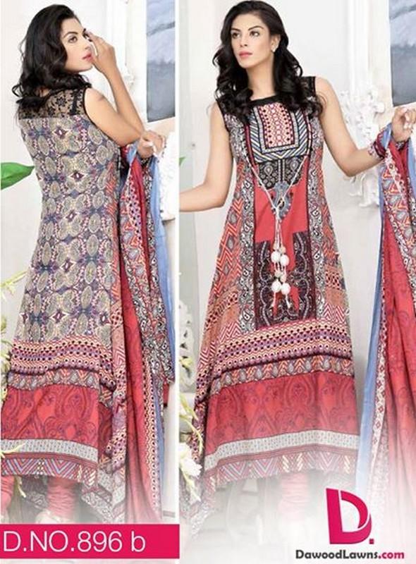 latest mid summer dresses trends 2014 for women