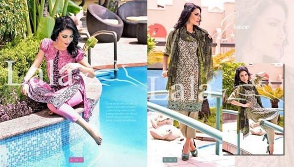 Latest Mid Summer Dresses Trends 2014 For Women 4