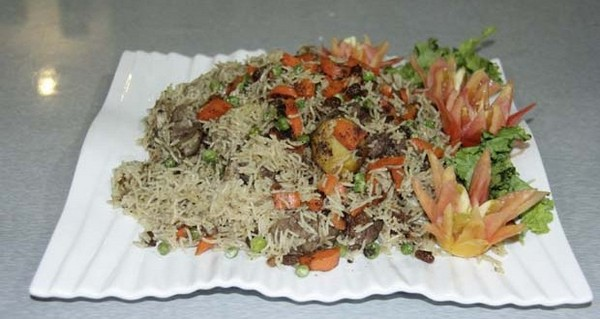 Beef Rice With Vegetables Recipe 1