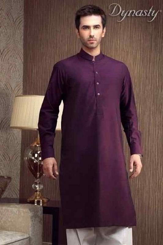 Fashion Trends Of Kurta Shalwar 2014 For Men
