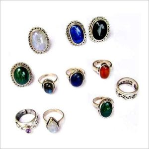 <b>Latest Designs Of Artificial Rings For Women 2014</b>