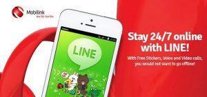 <b>Mobilink Offers Free Line Messenger Service</b>
