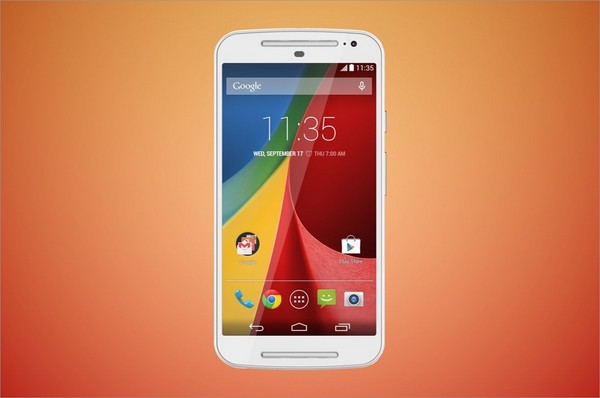 Motorola Revealed Its New Moto G Smartphone 1