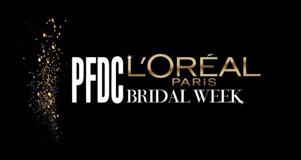 PFDC L'Oreal Paris Bridal Week 2014 Schedule 1