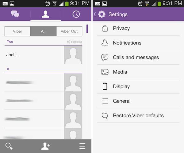 Top 5 Messaging Apps For Android 2