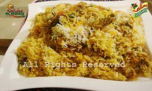 <b>White Masala Biryani Recipe</b>