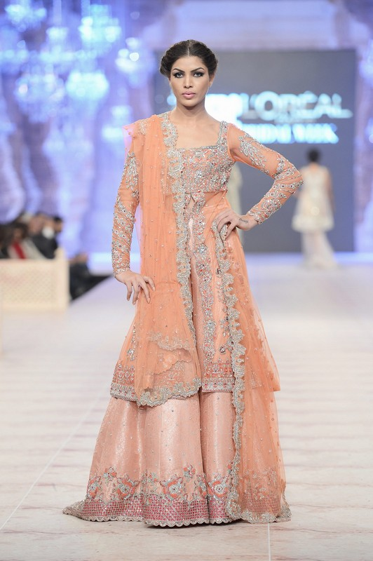 PFDC L'Oreal Paris Bridal Week 2014 Day 2 Pictures 27