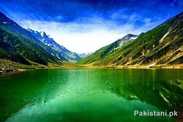 10 Beautiful Lakes In Pakistan Lake Saif-Ul-Mulk