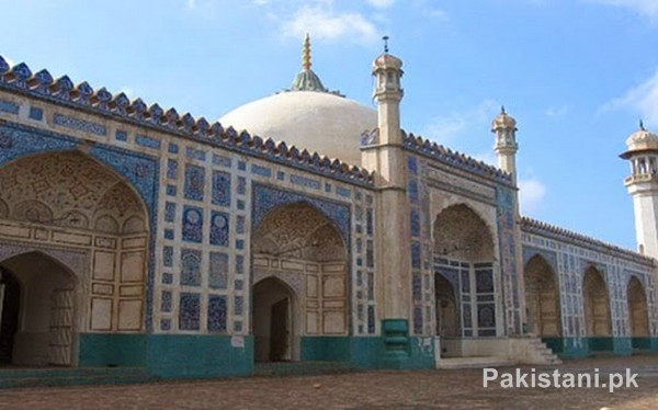10 Popular Mosques In Pakistan - Shahi Eid Gah Msoque - Multan