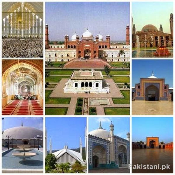 10 Popular Mosques In Pakistan
