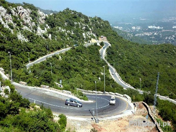 5 Beautiful Places To Visit In Islamabad - Daman-e- Koh