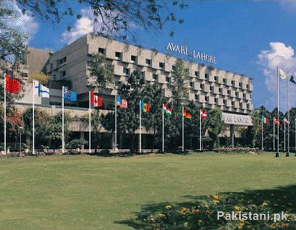 Top 5 Hotels In Pakistan - Avari Hotel