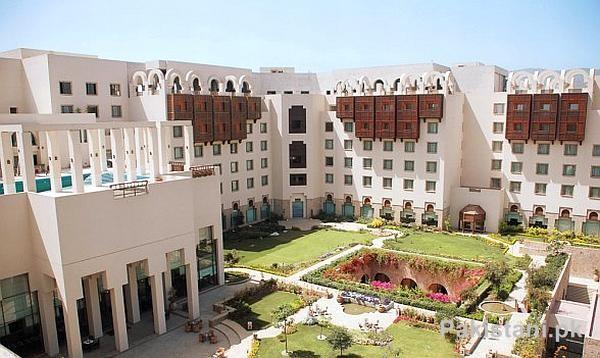 Top 5 Hotels In Pakistan - Serena Hotel