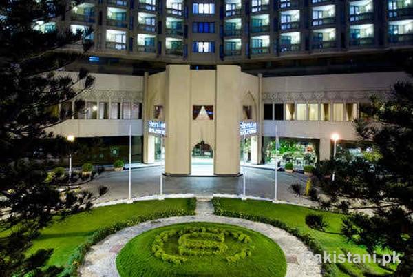 Top 5 Hotels In Pakistan - Sheraton Hotel