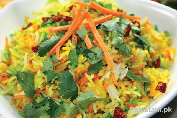 Amritsar Vegetable Pulao Cooking Recipe