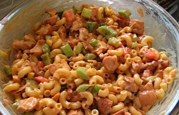 Chicken Macaroni Recipe 1