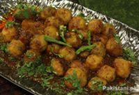 Cooking Recipe Of Shahi Dum Aaloo by Zubaida Tariq
