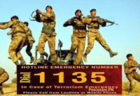 Pak Army Terrorism Emergency Helpline Pakistan 1135
