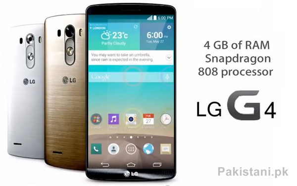 LG G4 Features, Review, & Release Date