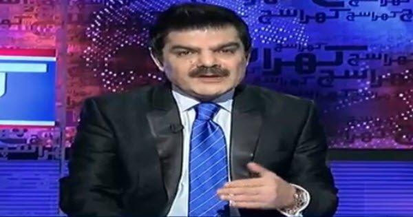 10 Most Watched Pakistani Talk Shows - Khara Sach Luqman Kay Sath