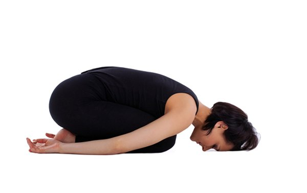 10 Yoga Poses For Diabetes Patients-Balasana