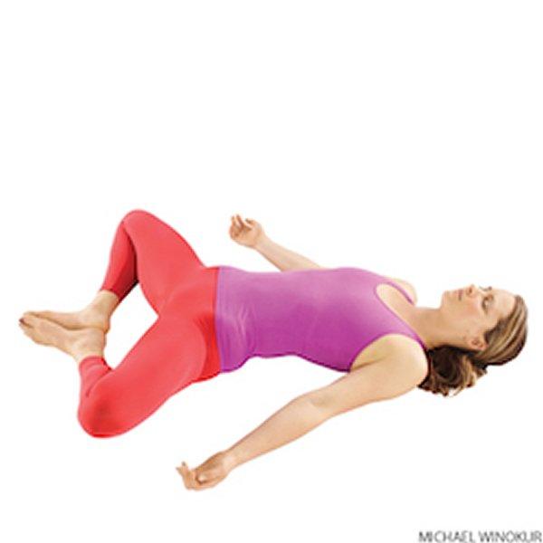 10 Yoga Poses For Diabetes Patients-Diamond Pose
