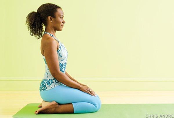 10 Yoga Poses For Diabetes Patients-Hero Pose
