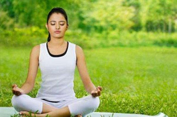10 Yoga Poses For Diabetes Patients-Pranayama (Breathing