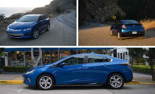 10 Best Hatchbacks Cars In The World With Prices-Chevrolet Volt Premier