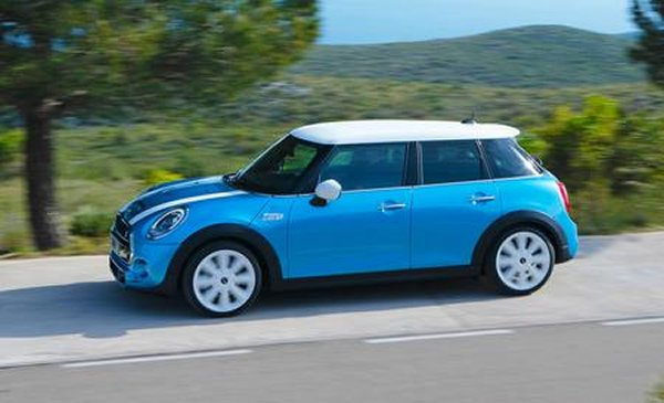10 Best Hatchbacks Cars In The World With Prices Mini Cooper S