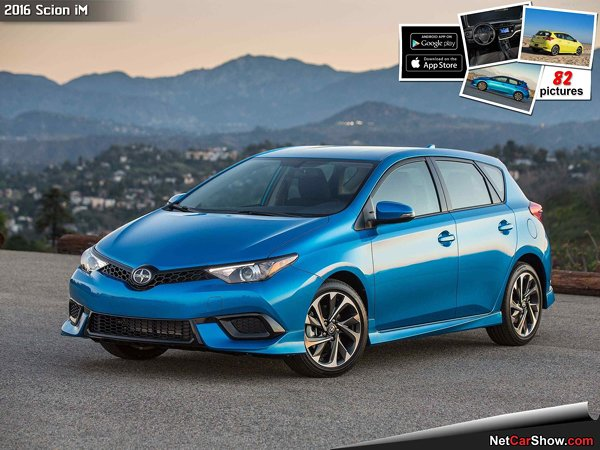 10 Best Hatchbacks Cars In The World With Prices-Scion iM