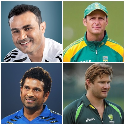 10 Cricketers Who Have Highest Scores In ODI