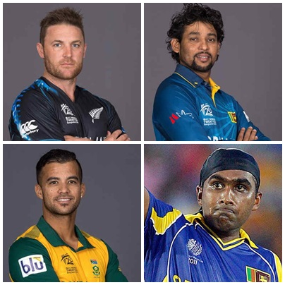 10 Cricketers Who Have Highest Scores In T-20
