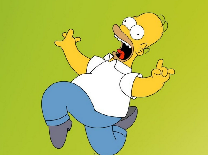 10 Famous Cartoon Characters of All Time – Homer Simpson