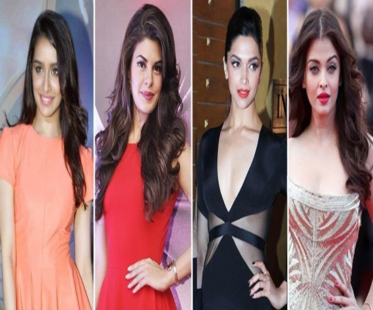 10 Famous Indian Actresses In Pakistan