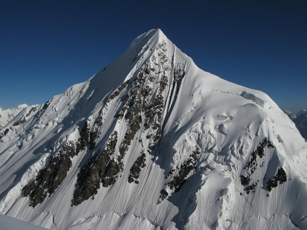 10 Highest Mountains In Pakistan -Distaghil Sar