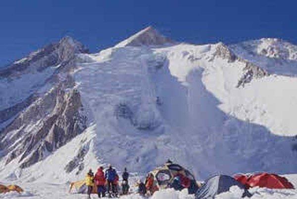10 Highest Mountains In Pakistan -Gasherbrum II, Gilgit-Baltistan Pakistan