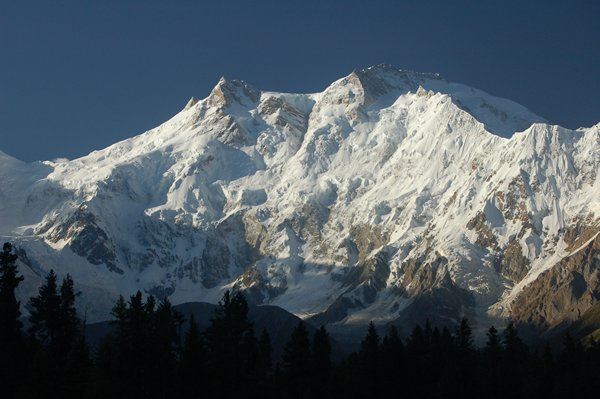 10 Highest Mountains In Pakistan -Nanga Parbat