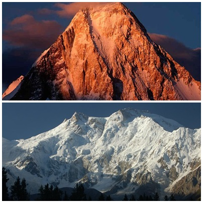 10 Highest Mountains In Pakistan
