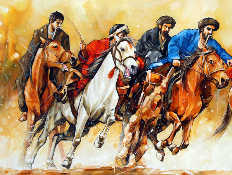 10 Most Famous Paintings In Pakistan