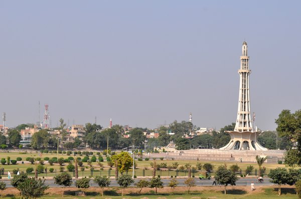 12 Most Populated Cities In Pakistan - Lahore