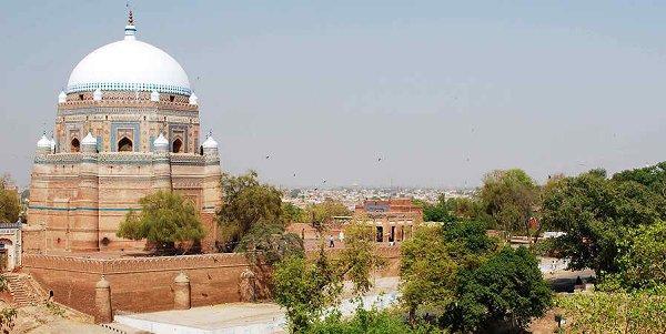 12 Most Populated Cities In Pakistan - Multan