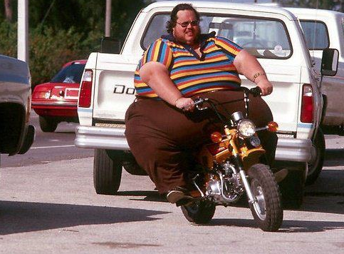 20 Most Funny Photos Ever Seen On Internet - Bike Almost Dying