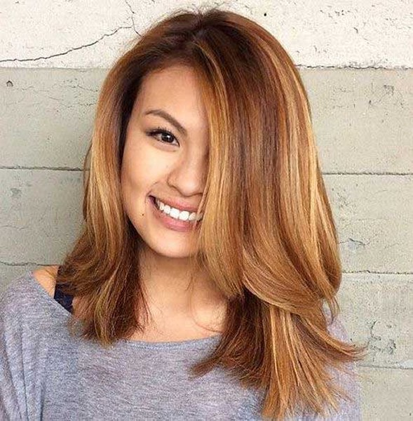 25 Simple Long Bob Hairstyles Which You Can Do Yourself-Classy Layered Long Bob