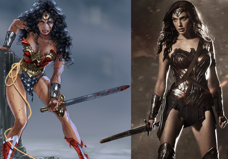 8 Amazing Females Who Are Superheroes