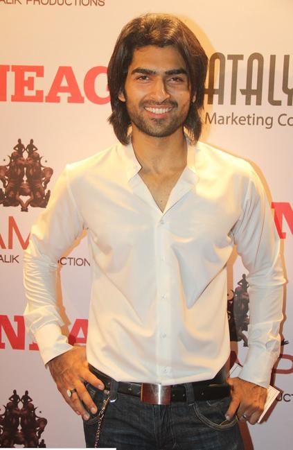 Top 10 Pakistani Male Models – Rizwan Jaffri