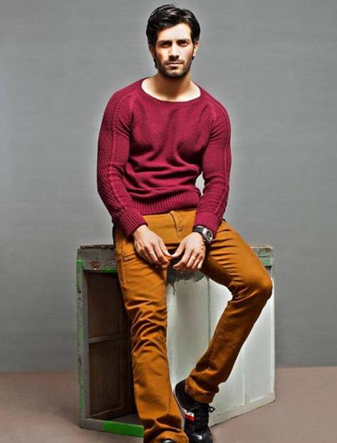 Top 10 Pakistani Male Models – Shehzad Noor